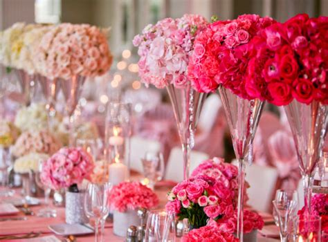 Flower Decorations For Weddings by Zoviti Solitarily Beautiful Flower Decoration Ideas