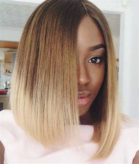 ombres for bobs new short bobs for black women bob hairstyles 2017