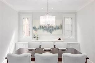 White Dining Room white and gray dining room with built in sideboard cabinet