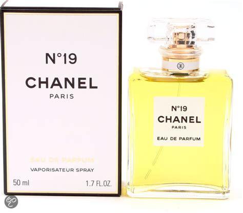 Parfum Merk Chanel bol chanel no 19 for 50 ml eau de parfum