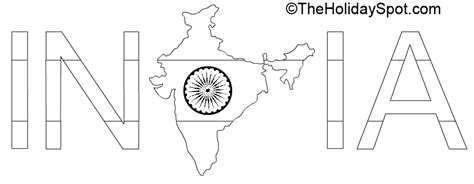 coloring pages of independence day of india pictures to color on indian independence day