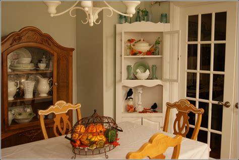 decorating decorate  home  corner hutch ideas