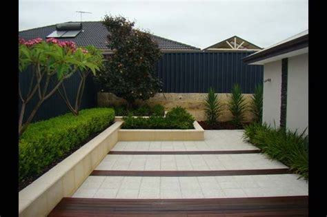backyard landscaping perth 510 best images about garden design decking paving on