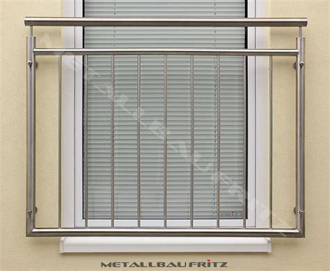 edelstahlgeländer fenster franz 246 sischer balkon 63 02 metallbau fritz