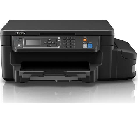 Printer Epson Ecotank epson ecotank et 3600 all in one wireless inkjet printer deals pc world