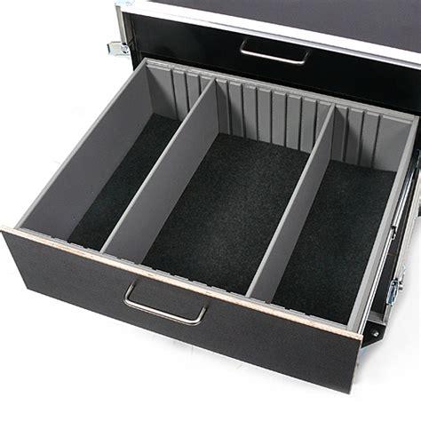 schubladen inneneinteilung schubladencase mit arbeitsplatte a120 6bt t 252 r procase