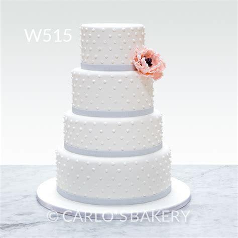 wedding cake bakery carlo s bakery wedding cakes