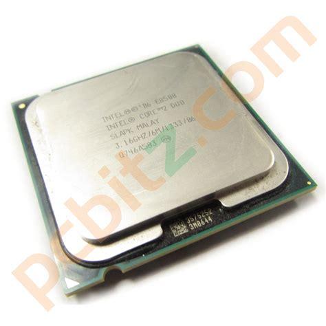 Intel 2 Duo Processor E8500 Socket Lga 775 Fan 1 intel 2 duo e8500 slapk 3 16ghz 6m 1333 socket lga775