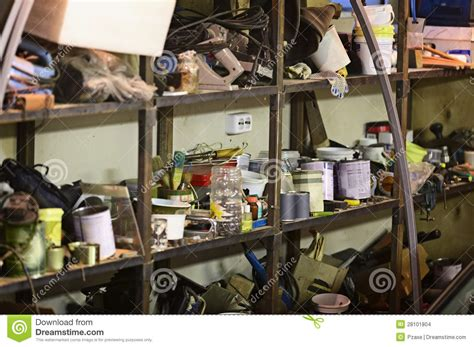 bad tools bad storage of tools and materials stock images image 28101804