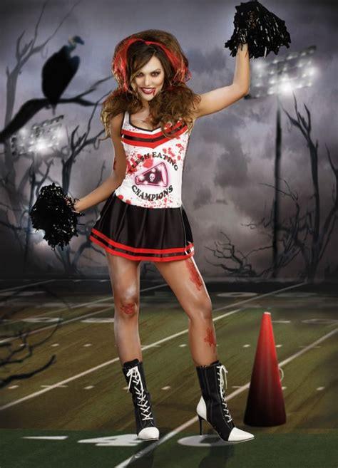 Dying To Win Zombie Cheerleaderstume Womensy