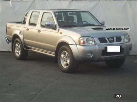 nissan navara 2003 2003 nissan navara car photo and specs