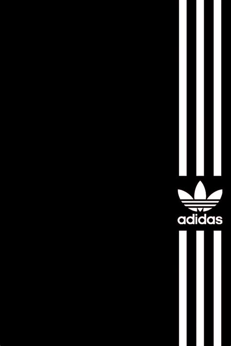 adidas apple wallpaper adidas 3 stripe iphone 4 wallpaper pocket walls hd