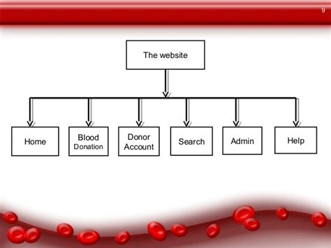 er diagram for blood donor database blood donor managment system