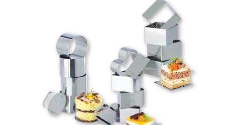 Ernesto Cooking And Baking Ring Set Lidl Opinions Products