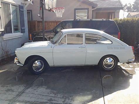 Volkswagen Fastback by 1969 Volkswagen Fastback For Sale Sacramento California