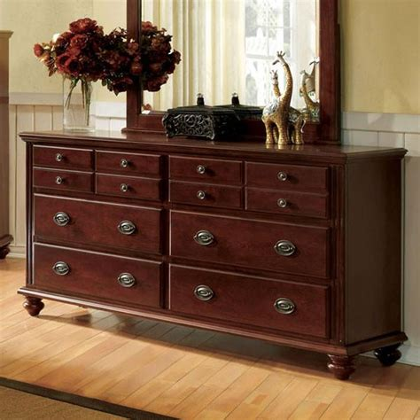 Gabrielle French Country Style Dark Cherry Finish Bedroom | gabrielle french country style dark cherry finish bedroom