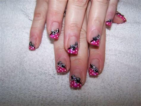 easy nail art bow trendy nail art designs makeup tips and fashion