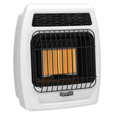 dyna glo wall heater dyna glo 12 000 btu natural gas infrared vent free
