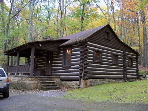 Park Cabins by Lost River State Park Mathias Wv Living New Deal
