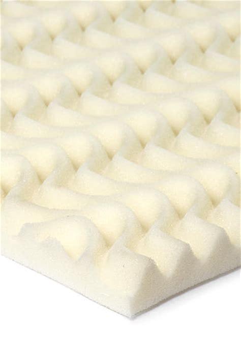 Isotonic Mattress Topper by Isotonic Comfort Three Zone Foam Mattress Topper Belk