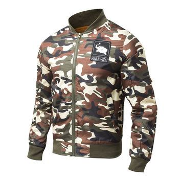 Promo Bomber Jacket Premium Army Waterproof best winter outerwear for products on wanelo