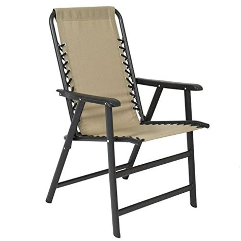 sports folding chairs outdoors best choice products patio lounge suspension folding chair