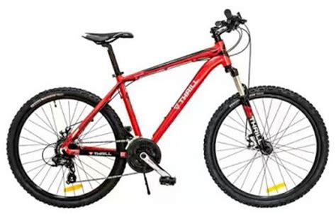 Thrill Cleave 1 0 Gent 27 5 daftar harga dan review sepeda thrill cleave lengkap 2017