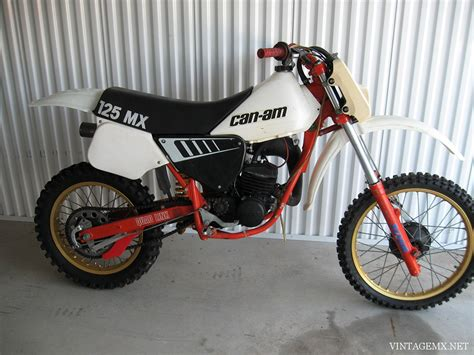 can am motocross bikes 1983 can am 125 lc
