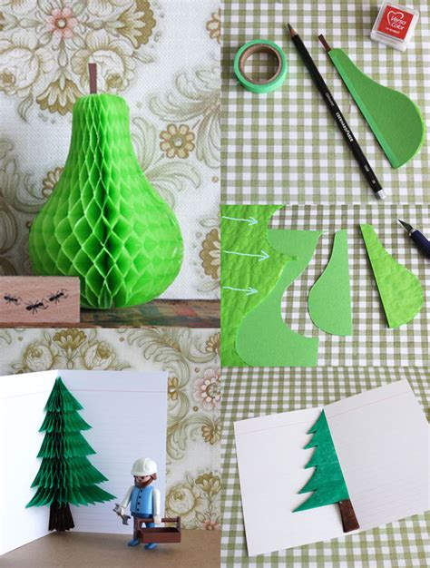 Honeycomb Craft Paper - crafts decorate with honeycomb paper pads intro