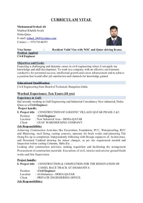 Adwords Sle Resume Construction Engineer Resume Format 28 Images Doc 638851 Top 8 Construction Project Engineer