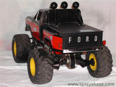 tamiya blackfoot 58058 tamiya model database tamiyabase com
