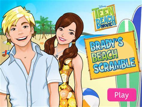 disney channel creator tv tropes newhairstylesformen2014com teen beach movie brady s beach scramble disney