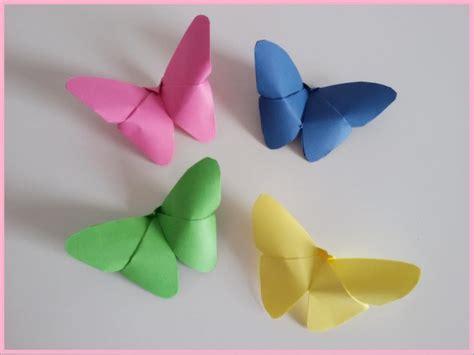 origami di carta fiori farfalla di carta origami mami crea