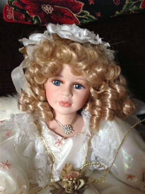 porcelain dolls ebay porcelain doll ebay