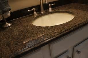 Bathroom vanity medina oh 1 granite countertop