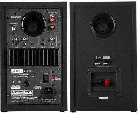 sond audio bookshelf speakers quality bluetooth speakers