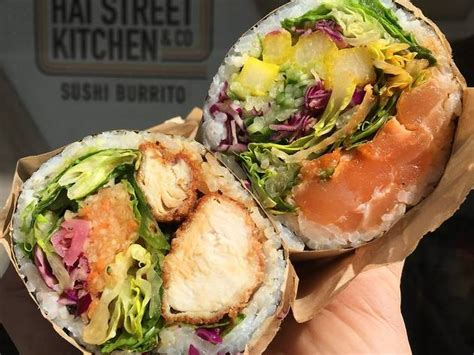 Hai Kitchen by Best Sushi Burritos In Nyc At These Japanese Restaurants