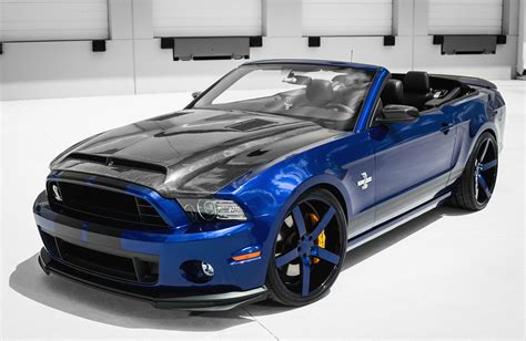 mustang shelby modified customized ford mustang shelby gt500 exclusive motoring