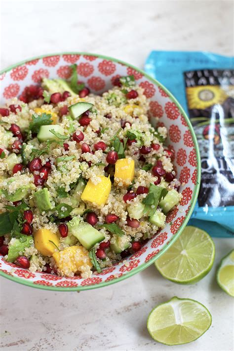 Wich Of The Week Avocado And Mango With Cilantro Lime Mayonnaise by Mango Avocado Quinoa Salad One Lovely