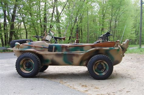 volkswagen schwimmwagen for sale amphibious archives german cars for sale blog