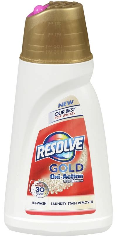 Whitening Gold Wash Rossa buy resolve gold oxi in wash gel stain remover white fabrics at well ca free shipping