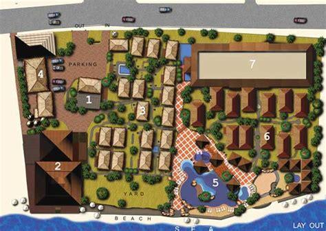 Bungalow Floor Plans koh chang kacha resort and spa plan koh chang island