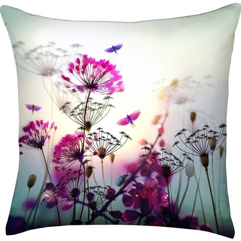 On On Cushion Flower chacha by iris cushion flower