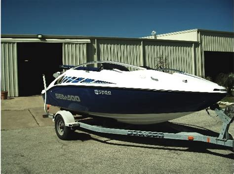 2005 sea doo bombardier boat bombardier jet ski boats for sale