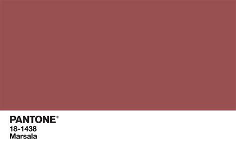 pantone s marsala is pantone s 2015 color of the year avance