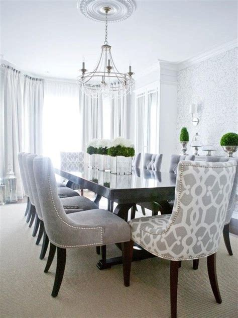 modern dining room decor 25 sleek and cool contemporary dining tables