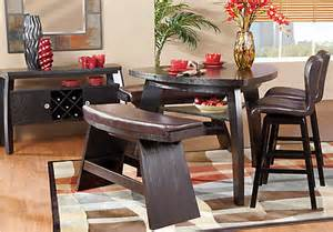 noah 4 pc counter height dining room dining room sets