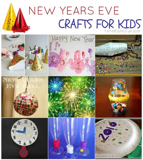 happy new year crafts for new years crafts for happy new year