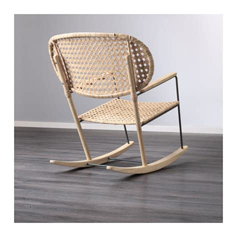 gr 214 nadal rocking chair grey ikea