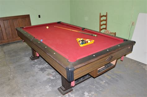 pool table 3 slate great present